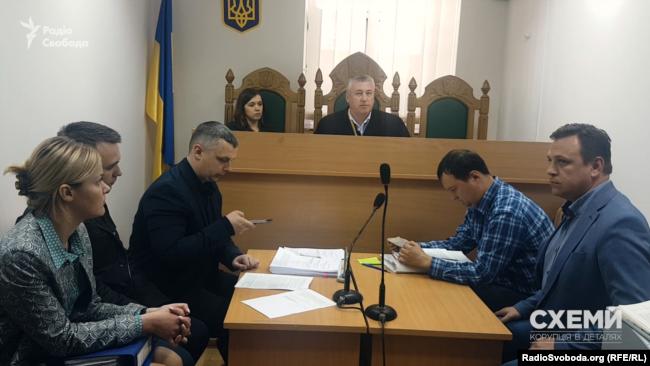 Засідання Господарського суду міста Києва щодо за відстрочки виплати боргу «Укррослізингу»