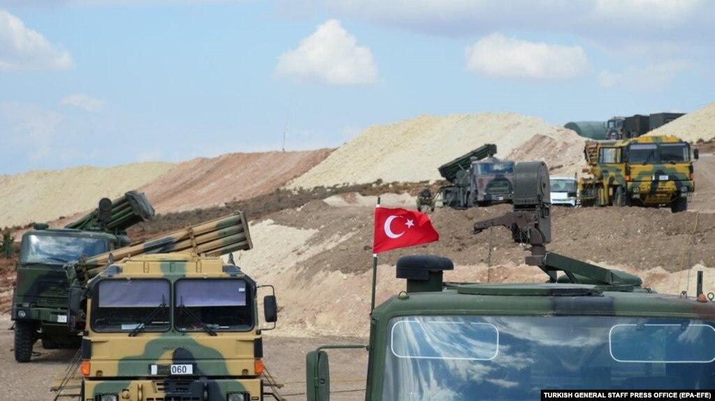 سوریه از نیروهای نظامی ترکیه خواست که خاک این کشور را ترک کنند