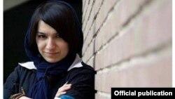 نوشین جعفری، عکاس، ۱۲ مرداد بازداشت شد