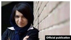 نوشین جعفری ۱۲ مرداد امسال توسط سازمان اطلاعات سپاه بازداشت شده بود