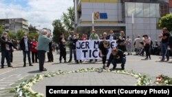 Dan bijelih traka u Prijedoru