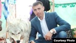 """Лидер общественной организации """"Башкорт"""" Фаиль Алсынов"""