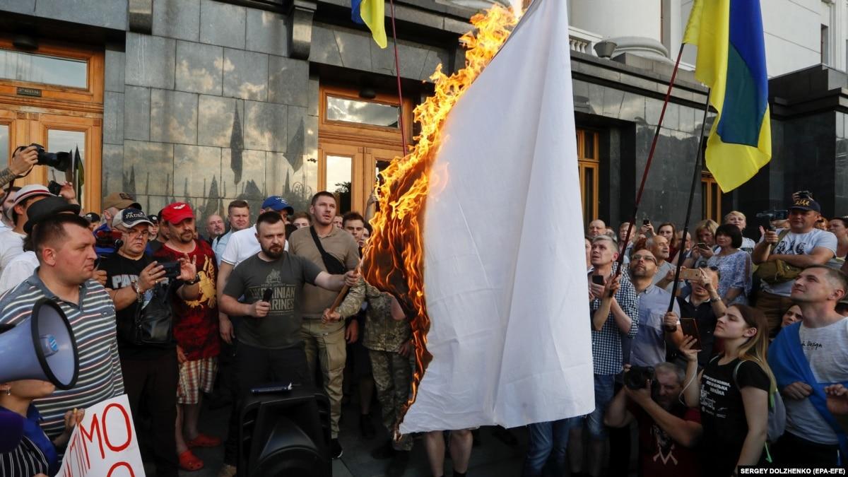 Формула Штайнмайера. Что она означает и почему досаждает многим украинцам?