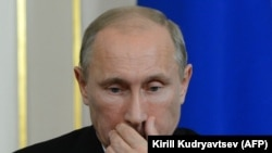 Архива: Рускиот претседател Владимир Путин.