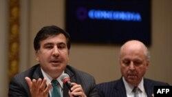 Михаил Саакашвили Путин ҳокимиятининг ашаддий танқидчиларидан саналади