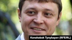 Игорь Винявскийдің бостандықта жүрген кезі. Алматы, 30 қыркүйек 2009 жыл.