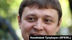 Игорь Винявский, «Взгляд» газетінің бас редакторы. Алматы, 30 қыркүйек 2009 жыл.