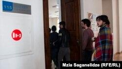 Против действующей системы выборов в тбилисском университете выступает студенческое объединение «Аудитория 115»