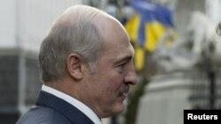 Беларусь президенті Александр Лукашенко. Киев, 21 желтоқсан 2014 жыл.