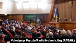 Кырым парламенты утырышы