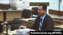 Заступник голови Апеляційного адміністративного суду Києва Василь Ключкович