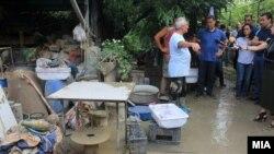 Poplave, Skoplje