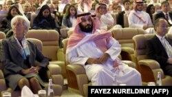 Mohammed bin Salman Gələcək İnvestisiya Təşəbbüsü konfransında
