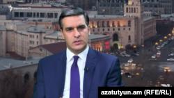 Омбудсмен Армении Арман Татоян (архив)