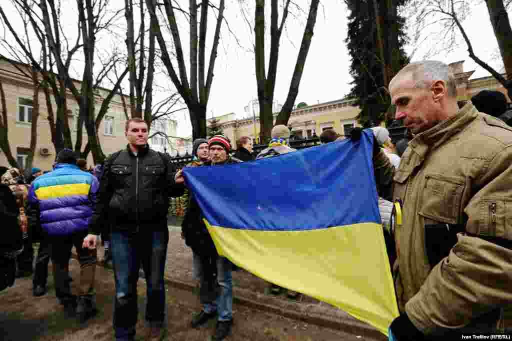 Москва. В память о жертвах Майдана