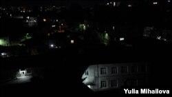 Ночное освещение города