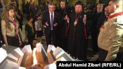 اربيل: احياء الذكرى المئوية لمذبحة العثمانيين للارمن