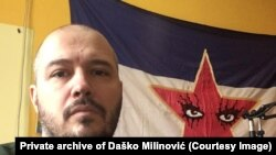 Jurnalistul Dasko Milinovic