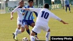 Футбол (Көрнекі сурет)