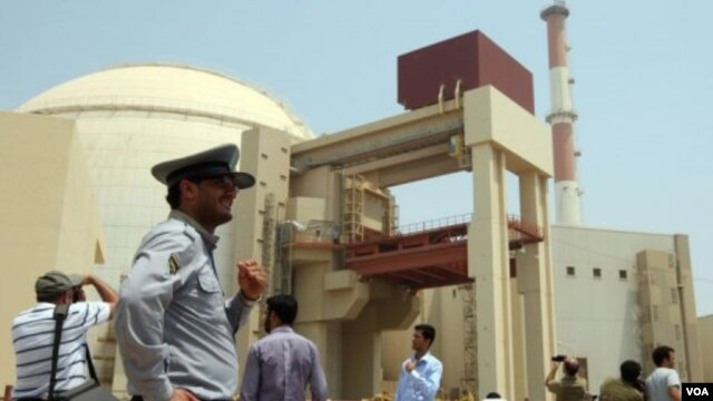 Iran has been constructing the Arak reactor since the 1990s. (file photo)