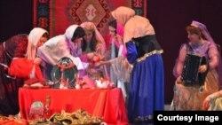 Şəhər Xalq Teatrları Festivalı, Bakı 2014-cü il