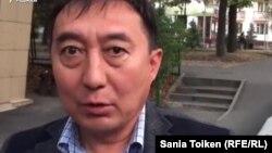 Адвокат Кибирова Галым Нурпеисов. Алматы, 26 сентября 2017 года.
