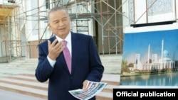 Сурат Ўзбекистон Миллий ахборот агентлиги сайтидан олинди.