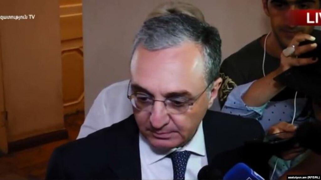 Глава МИД Армении отправился в Нью-Йорк, ожидается встреча с азербайджанским коллегой