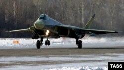 الطائرة الحربية سوخوي 5 روسية الصنع