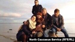 Сокуров с учениками