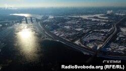 Рибальський острів (півострів) у Києві
