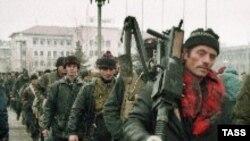Чечня в середине 90-х не испытывала перебоев в поставках оружия