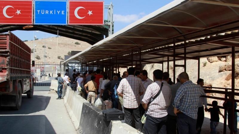 آغاز استقرار نیروهای نظامی ترکیه در شمال سوریه