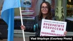 Крім підтримки ЛГБТ-спільноти, Григор'єва була відома, зокрема, виступами на підтримку кримських татар, українського суверенітету