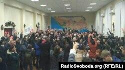 Громадські слухання щодо декомунізації в Одесі, 16 грудня 2016 року