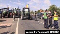 Protestul agricultorilor. 14 august 2020