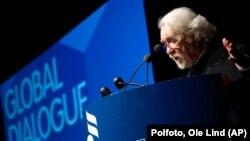 داریوش شایگان از متفکران برجسته ایران