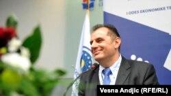 Safet Grdžaliju na poslovnom forumu, foto: Vesna Anđić