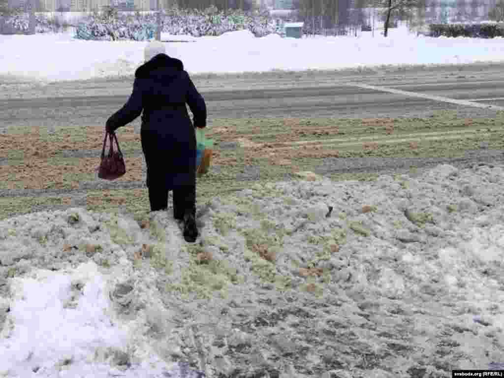 Belorus, Minsk. 11 dekabr 2012