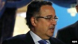 وزير الخارجية المصري نبيل فهمي