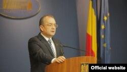 Премиерот на Романија Емил Бок
