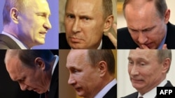 "Is the ""collective Putin"" becoming less collective?"