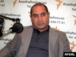 Мубариз Ахмедоглу