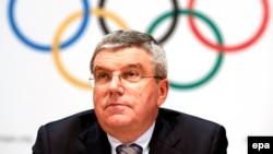 Presidenti i Komitetit Olimpik Ndërkombëtar
