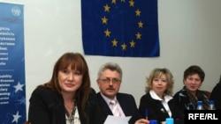 Учасники перших модулів навчальної програми – Голови місцевих судів загальної юрисдикції Харківської області