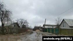На вуліцы Беларускай