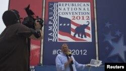 За ходом съезда Республиканской партии в Тамне внимательно следят американские и мировые СМИ