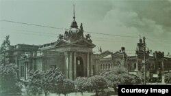 Vedere centrală, Chișinău (Foto: Vol. Radu Osadcenco, Chișinău 1918)
