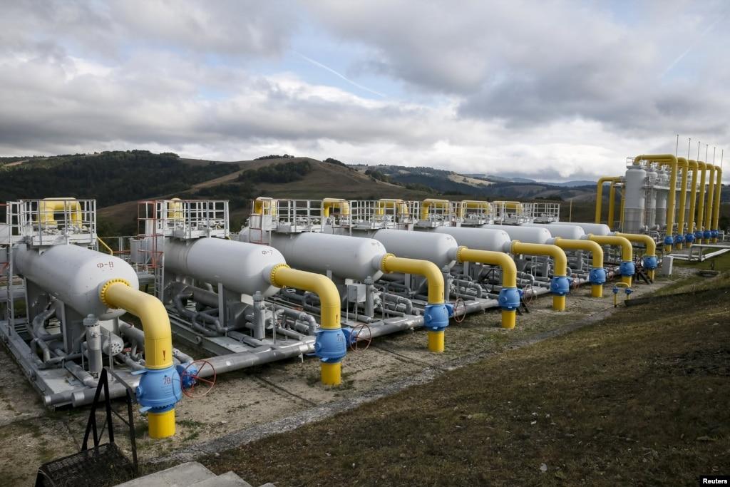 Десять країн Євросоюзу розкритикували проект російського газопроводу Північний потік— 2