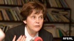 Ирина Прохорова, главный редактор журнала НЛО